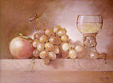 Tribute to Chardin
